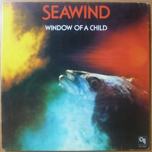 SEAWIND - Window of a child - LP Gatefold