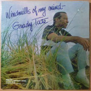 GRADY TATE - Windmills of my mind - LP