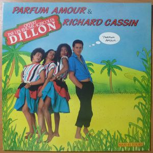 RICHARD CASSIN - Parfum Amour / Instrumental - 12 inch 33 rpm