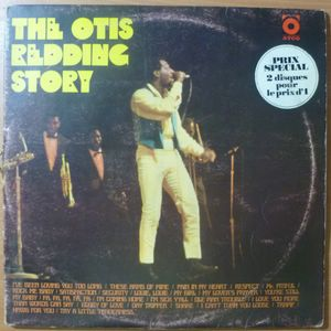 OTIS REDDING - The Otis Redding story - Double LP Gatefold