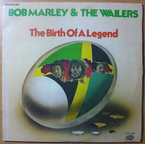 BOB MARLEY & THE WAILERS - The birth of a legend - LP x 2