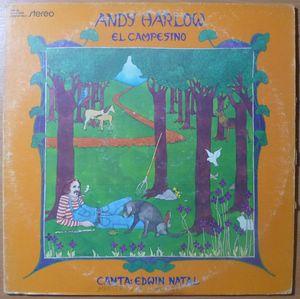 ANDY HARLOW - El campesino - LP