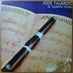 JOSE FAJARDO - El talento total - LP