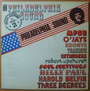 VARIOUS: THE SOUND OF PHILADELPHIA - Philadelphia sound Vol. 2 - LP