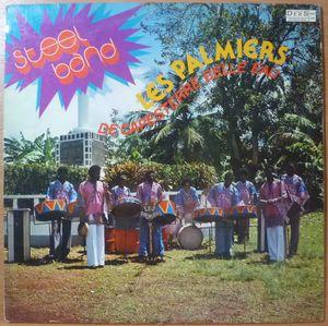 LES PALMIERS DE CAPESTERRE BELLE EAU - Steel band - LP