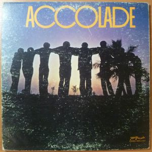 BOSSA COMBO - Accolade - LP Gatefold