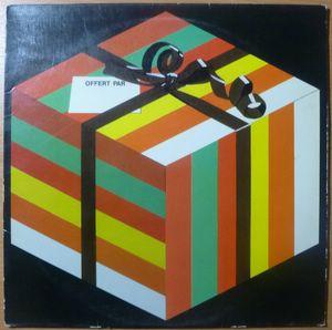 PIERRE-EDOUARD DECIMUS - Waya se sa.. / Carnaval - 12 inch 33 rpm