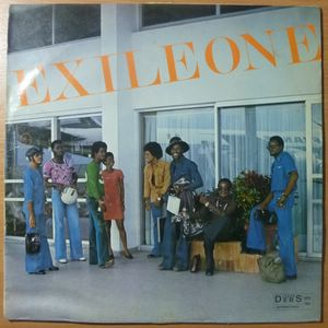 EXILE ONE - Beaucoup d'gaz a bo - LP