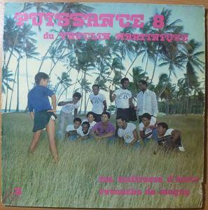 PUISSANCE 8 - Ma maitresse d'ecole - LP