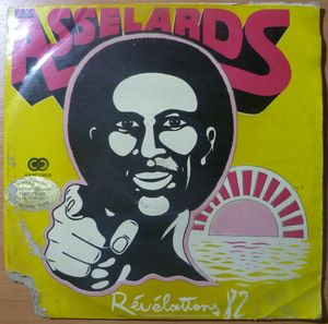 LES ASSELARDS - Revelations 82 - LP