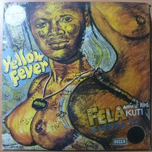 FELA KUTI - Yellow Fever - LP
