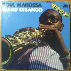 MANU DIBANGO - Soul makossa - LP