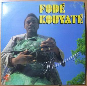 FODE KOUYATE - Hommage - LP