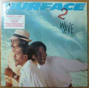 SURFACE - 2nd wave - LP
