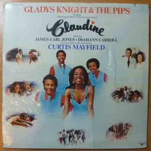 GLADYS KNIGHT & THE PIPS - Claudine - LP
