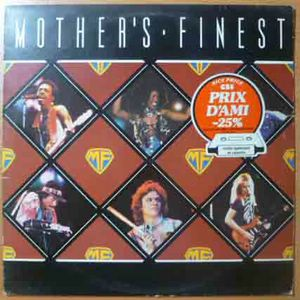 MOTHER'S FINEST - Same - LP