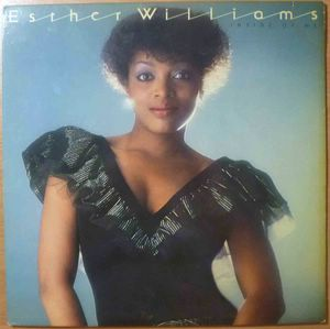 ESTHER WILLIAMS - Inside of me - LP
