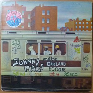JOHNNY MARS AND THE OAKLAND BOOGIE - Same - LP
