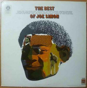 JOE SIMON - The Best of - LP