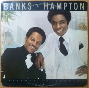 BANKS & HAMPTON - Passport to ecstasy - LP