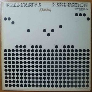 TERRY SNIDER AND THE ALL-STARS - Persuasive percussion - LP Gatefold