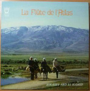 HMAOUI ABD EL HAMID - La flute de l'Atlas - LP