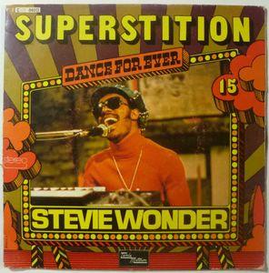 STEVIE WONDER - Superstition / You've got it bad girl - 7inch (SP)