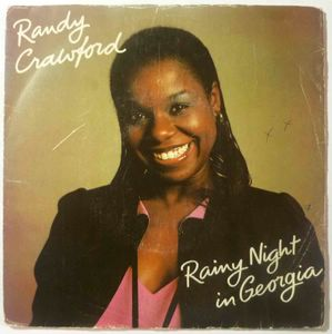 RANDY CRAWFORD - Rainy night in Georgia / I got myself a happy song - 7inch (SP)