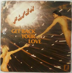 Flyer Get back your love