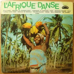 VARIOUS - L'Afrique danse N°3 - LP
