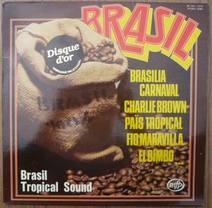 BRASIL TROPICAL SOUND - Brasil! - LP