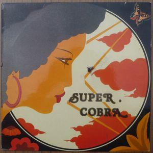 SUPER COBRA - Ce kon ca - LP