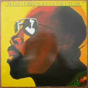 MANU DIBANGO - Gone clear - LP