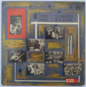 IBO SIMON WITH ABEL ZENON ET LES AMIS AUX ONDES - Si moin te ni l'agent / Jesus Oh! Jesus Oh! - 7inch (SP)