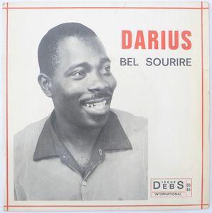 DARIUS - Bel sourire (3 tracks) - 7inch (EP)