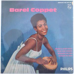 BAREL COPPET ET SES ANTILLAIS - Mulet a jete moin (4 tracks) - 7inch (EP)
