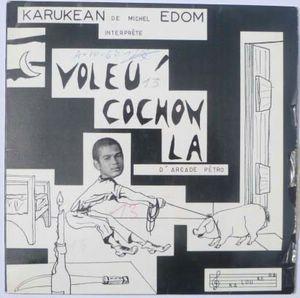 ORCHESTRE KARUKEAN - Pa ni moyen (4 tracks) - 7inch (SP)