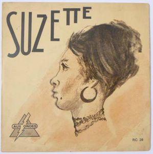 PIERRE BLAIN - Suzette (3 tracks) - 7inch (EP)