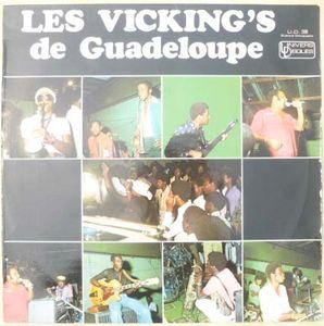 LES VICKINGS DE GUADELOUPE - Same - LP