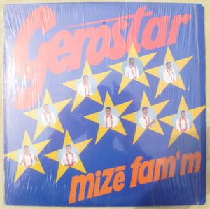 GEROSTAR - Mize fam'm - LP