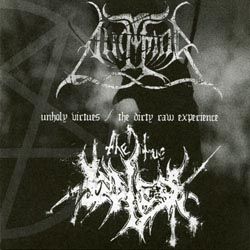 ANGMAR / THE TRUE ENDLESS - Split CD - CD