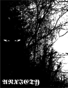 ANXIETY - Autumn 2004 - Tape