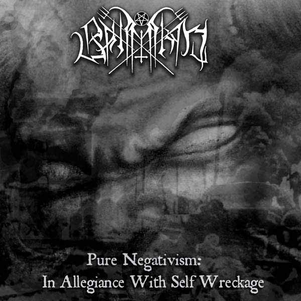 BAHIMIRON - Pure Negativism : In Allegiance With Self Wreckage - CD