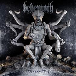 BEHEMOTH - The Apostasy. CD+DVD - CD x 2