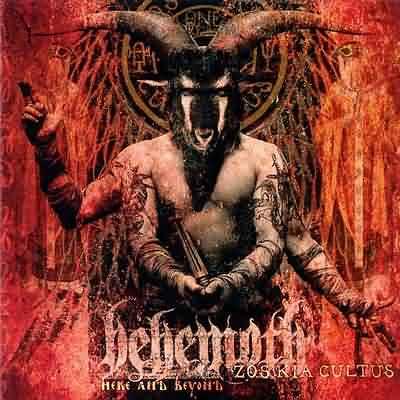 BEHEMOTH - Zos Kia Cultus - CD + bonus