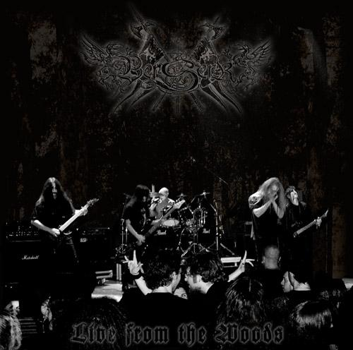 BERSERK - Live From The Woods - CD