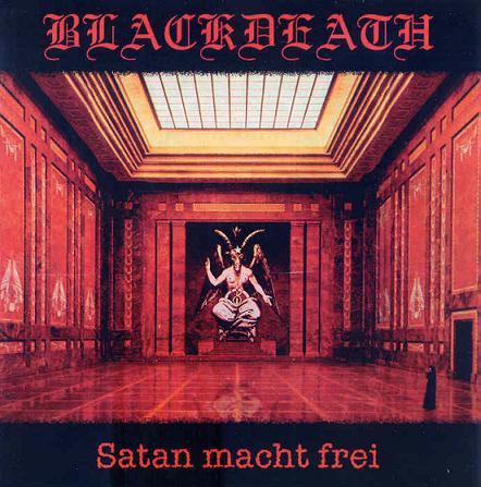 BLACKDEATH - Satan Macht Frei - CD