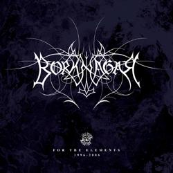 BORKNAGAR - For The Elements (1996-2006) - CD