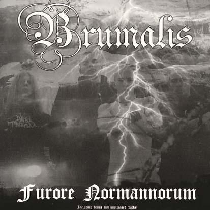 BRUMALIS - Furore Normannorum - CD