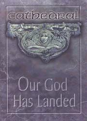 CATHEDRAL - Our God Has Landed- Ad 1990-1999 (PAL) - VHS